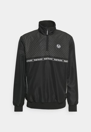 NIHIL TRACK JACKET - Giacca sportiva - anthracite/silver