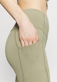 Cotton On Body - ULTIMATE BOOTY 7/8 - Leggings - oregano - 4