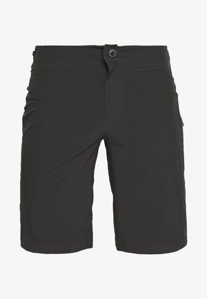 DIRT ROAMER BIKE SHORTS - Sports shorts - black