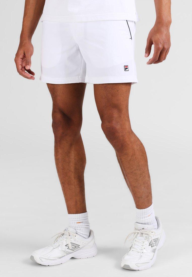 Men STEPHAN - Sports shorts - white