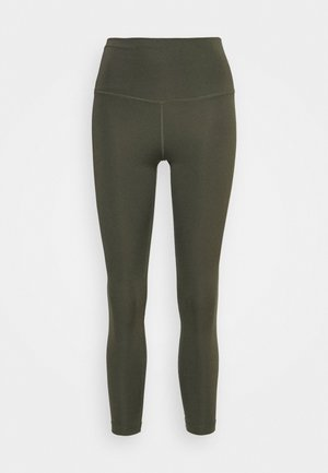 THE YOGA 7/8 - Collants - cargo khaki/medium olive