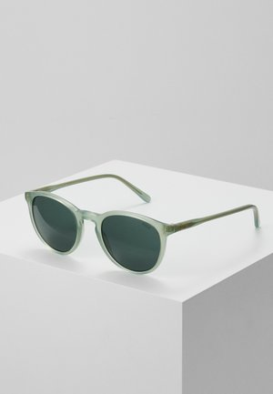 Sunglasses - opaline green