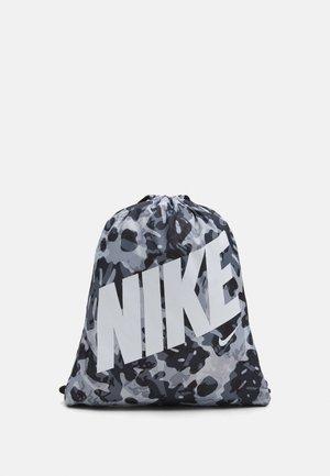 UNISEX - Drawstring sports bag - black/white