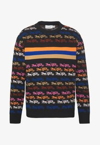 Coach - RAINBOW HORSE AND CARRIAGE  - Pullover - multi - 4