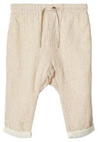 Name it - Trousers - bone brown - 0