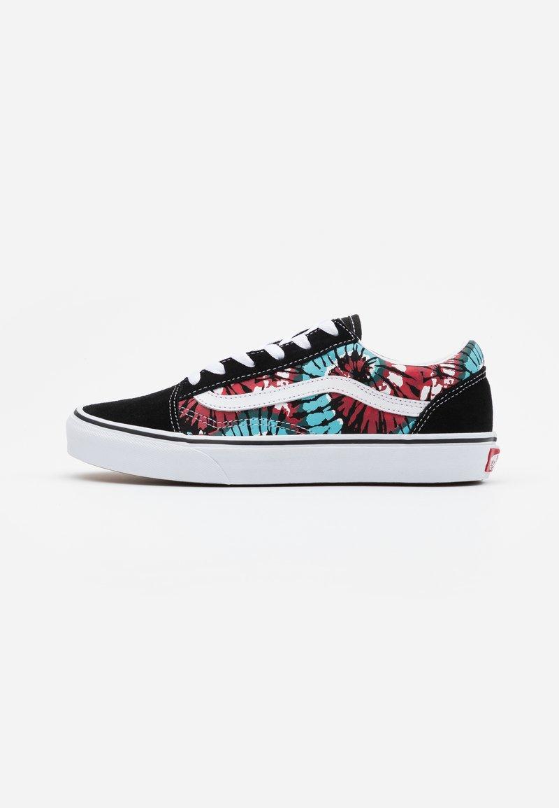 Vans - OLD SKOOL EXCLUSIVE - Sneakers laag - black/multicolor/true white