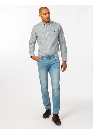 CASBIAN  - Jeans slim fit - light blue