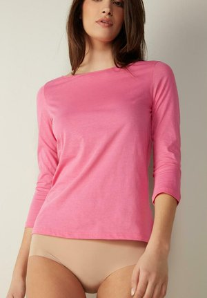 Long sleeved top - ibis rose