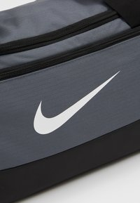 Nike Performance - Sports bag - flint grey/black/white - 7