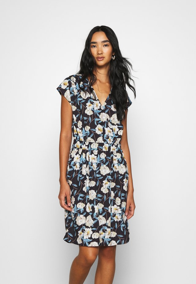 BRUCE - Day dress - multicolor allure flower