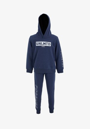 Tracksuit - navy