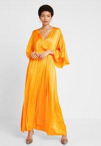Custommade - GLENNA - Maxi dress - zinnia - 0