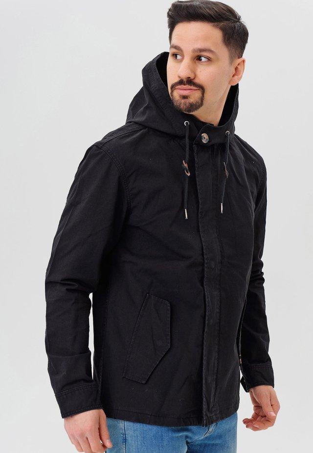 LOUGH - Summer jacket - black