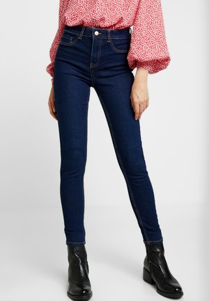 SUPER - Jeansy Skinny Fit - navy