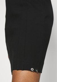 Diesel - D-HEVA - Jersey dress - black - 4