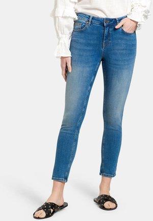 AMETIST DENIM - Jeans Skinny Fit - grey