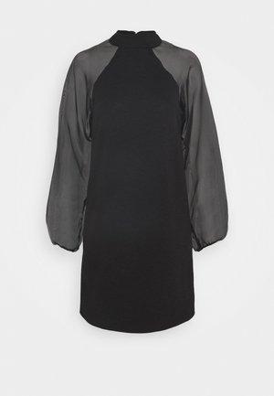 PCNALLY DRESS - Cocktailkjole - black
