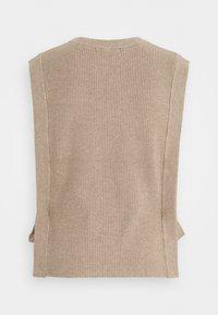 Bruuns Bazaar - SIMONA ZANEA  - Jumper - roasted grey khaki - 1