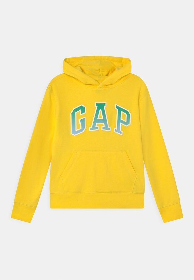 BOY LOGO - Sweatshirt - bright lemon