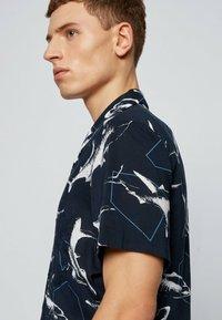 BOSS - RHYTHM - Shirt - dark blue - 4