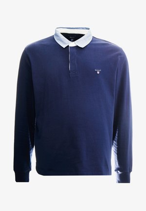 ORIGINAL HEAVY RUGGER - Polo shirt - evening blue