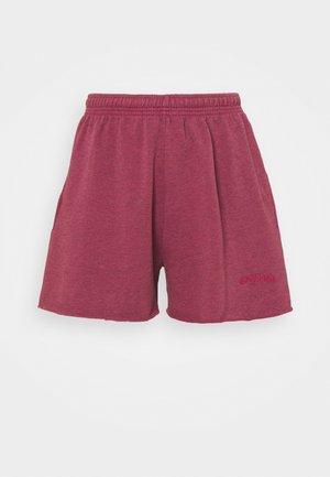 JOGGER - Shorts - raspberry