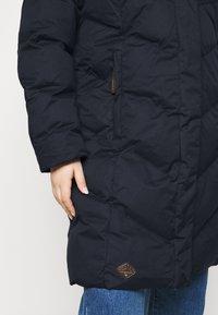Ragwear Plus - NATALKA PLUS - Zimní kabát - navy - 5