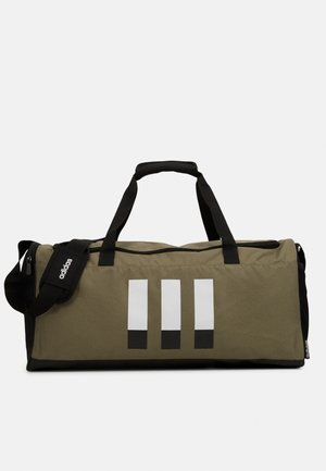 Sports bag - green/black/white