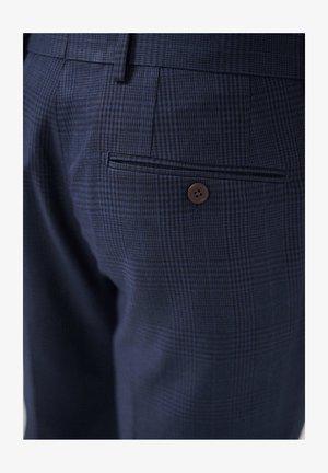 SLIM FIT - Kostymbyxor - multi-coloured