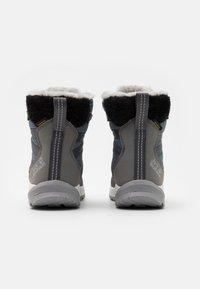 Jack Wolfskin - POLAR TEXAPORE HIGH UNISEX - Winter boots - pebble grey/offwhite - 2