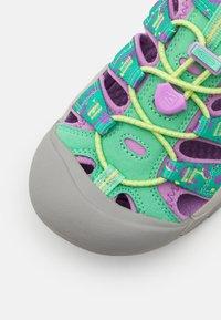 Keen - NEWPORT H2 UNISEX - Walking sandals - katydid/african violet - 5