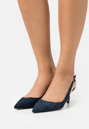 INES SLING  - Klassiske pumps - dark blue