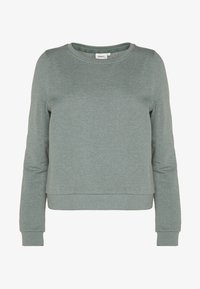 ONLY - ONLWENDY ONECK - Sweatshirt - balsam green - 4