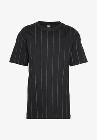 Urban Classics - OVERSIZED TEE - T-Shirt print - black - 3