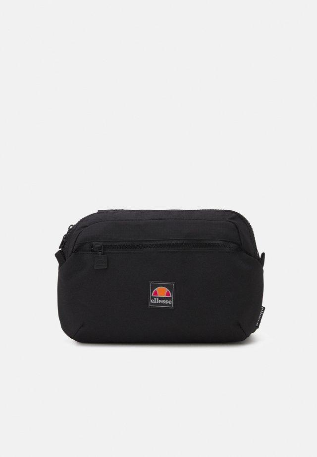 ARUGA UNISEX - Across body bag - black