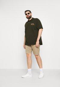 Polo Ralph Lauren Big & Tall - SHORT SLEEVE - Polo shirt - dark loden - 1