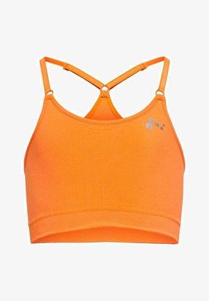 ONPLEA GIRLS - Sports-BH - sunset orange