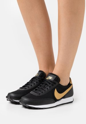 DAYBREAK - Trainers - black/metallic gold/white