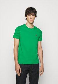 Polo Ralph Lauren - T-shirt basique - scarab green - 0