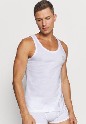 CANOTTA INTIMO UOMO - Undershirt - bianco