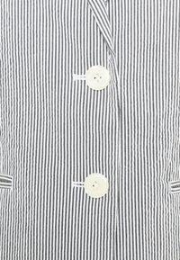 Lauren Ralph Lauren - SEERSUCKER JACKET - Blazer - navy/white - 6