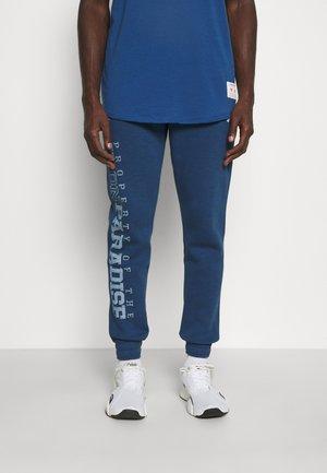 ROCK  - Teplákové kalhoty - blue