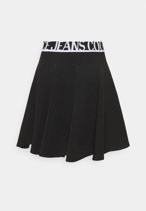 SKIRT - Mini skirt - black