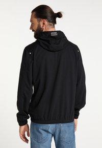 Schmuddelwedda - Zip-up sweatshirt - schwarz - 2