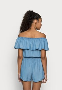 Vero Moda Petite - VMMIA PLAYSUIT - Jumpsuit - light blue - 2
