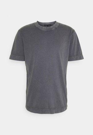 RAPHAEL - Basic T-shirt - blau