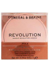 Make up Revolution - CONCEAL & DEFINE POWDER FOUNDATION - Foundation - p14.5 - 4