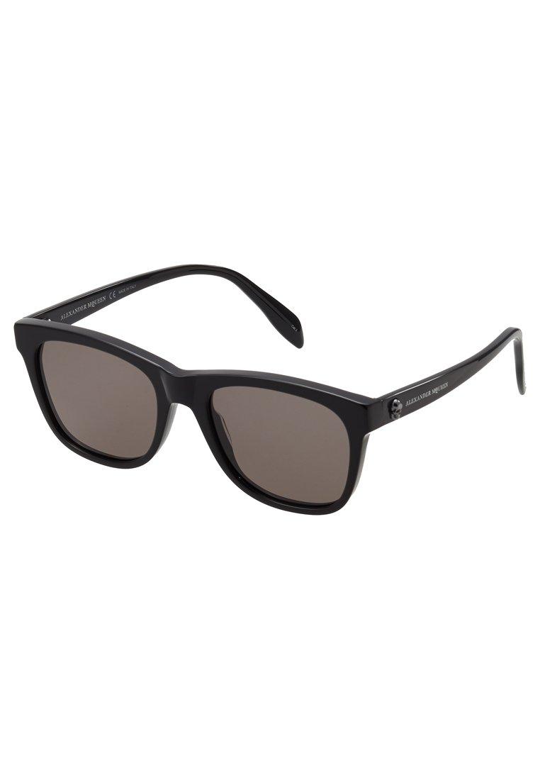 Alexander McQueen Solbriller - black/svart lYiXPKvwDFV4N2I