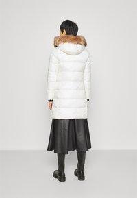 Calvin Klein - ESSENTIAL REAL COAT - Down coat - snow white - 2