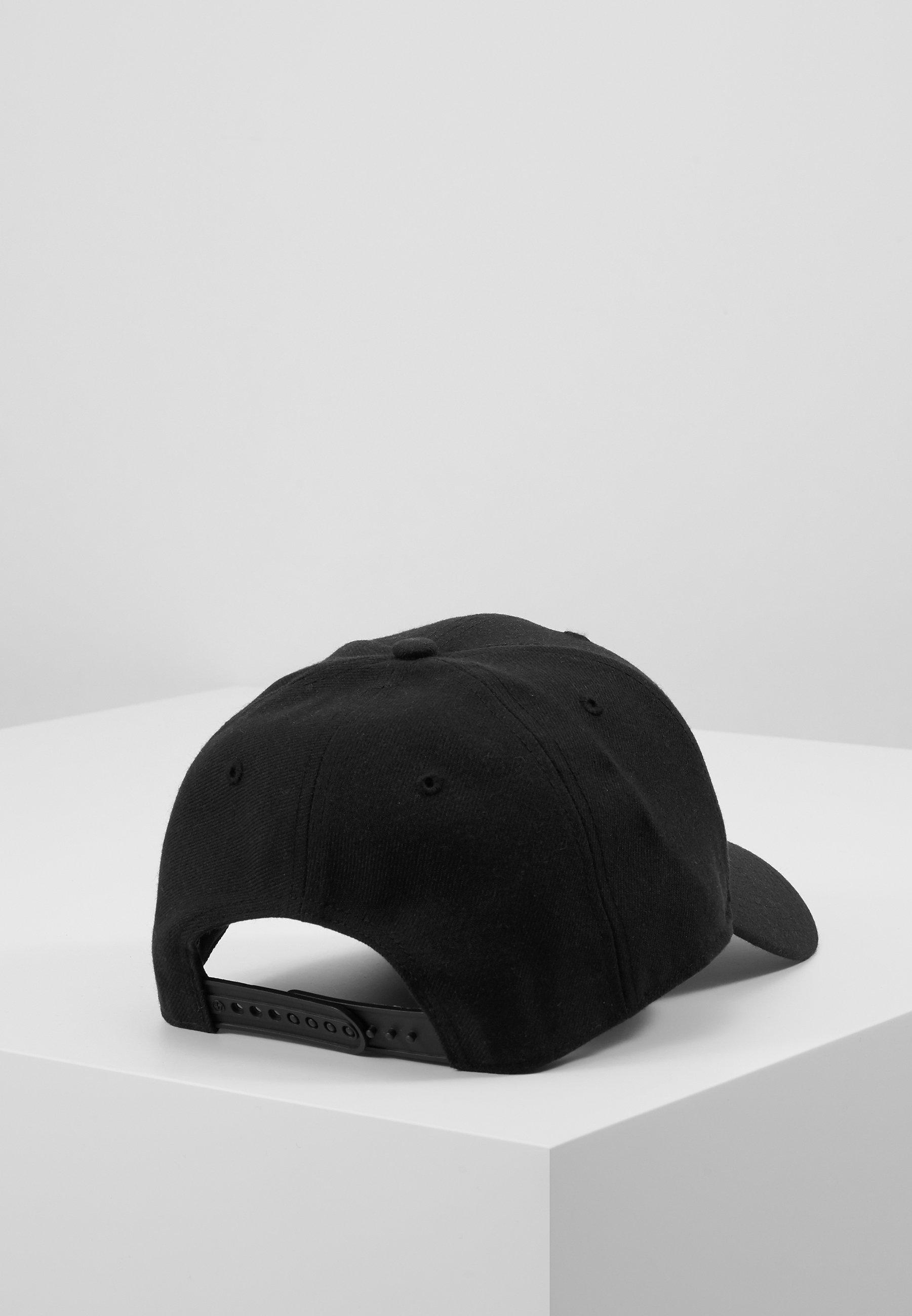 '47 LOS ANGELES DODGERS SNAPBACK - Cap - black/svart bUWBINnZEEm8ReR